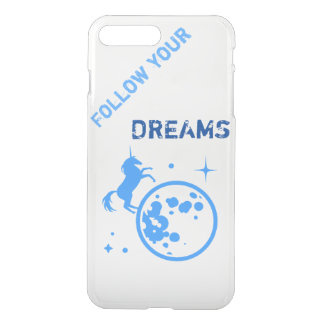 Follow your dreams iPhone 8 plus/7 plus case