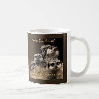 Follow Your Dreams! Mugs