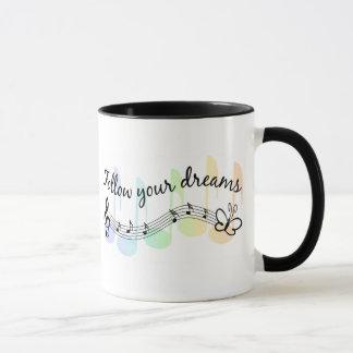 Follow Your Dreams Mug