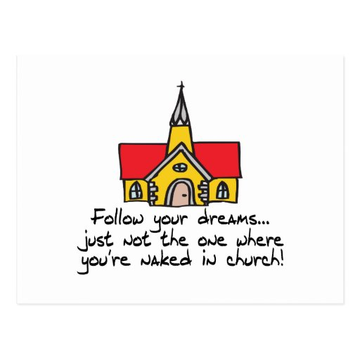 Follow Your Dreams Post Cards