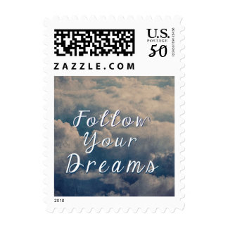 Follow Your Dreams Postage