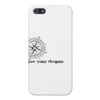Follow Your Dreams So Beautifully Broken iPhone SE/5/5s Cover