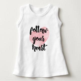 Follow Your Heart 01 Dress