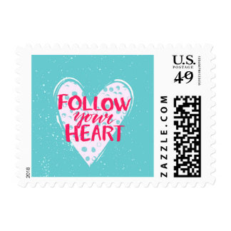 Follow Your Heart 2 Postage
