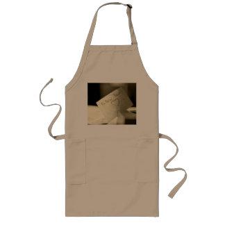 follow your heart long apron