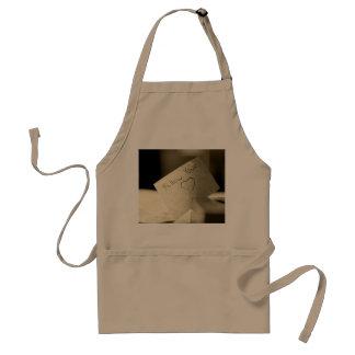 follow your heart standard apron