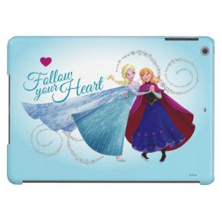Follow Your Heart iPad Air Cover