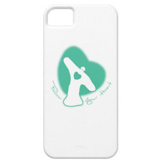 Follow Your Heart iPhone 5 Case