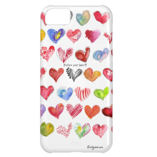 Follow Your Heart iphone 5 Universal iPhone 5C Cover