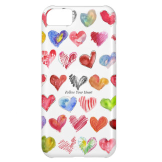 Follow Your Heart iphone 5G/GS Casemate Case
