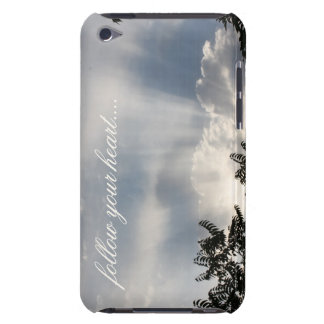 follow your heart iPod touch case