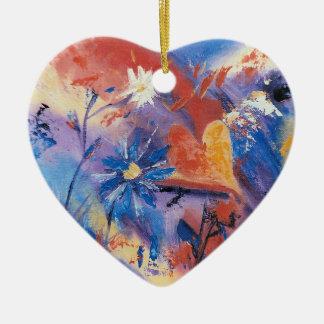 Follow Your Heart Ornament