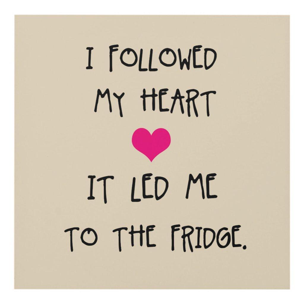 Follow Your Heart Panel Wall Art