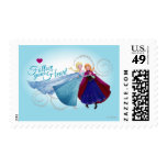 Follow Your Heart Postage Stamp