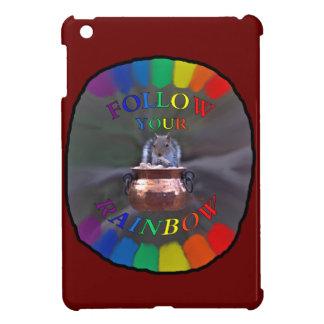 Follow Your Rainbow iPad Mini Covers