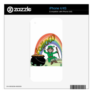 Follow your rainbow skins for iPhone 4S