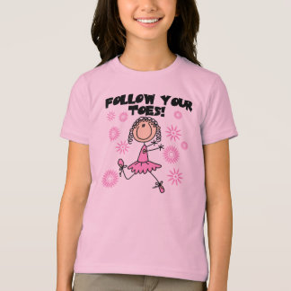 Follow Your Toes T-Shirt