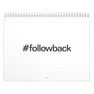 followback calendar