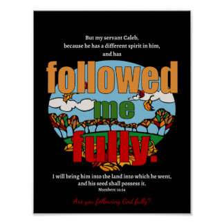 Followed Me Fully Poster