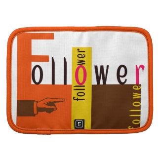 Follower Rickshaw folio Organizer