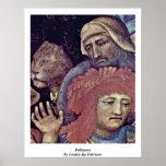Followers By Gentile Da Fabriano Poster