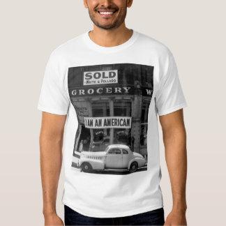 Following evacuation orders, this_War image T-Shirt