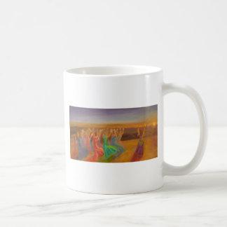 Following Miriam Coffee Mug