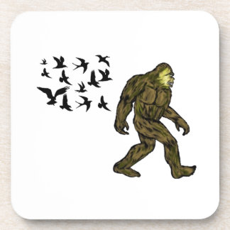 FOLLOWING THE LEADER DRINK COASTER