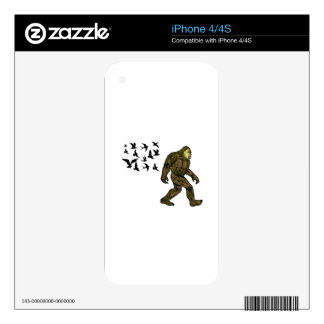 FOLLOWING THE LEADER SKIN FOR iPhone 4
