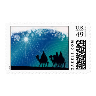 Following the star postage