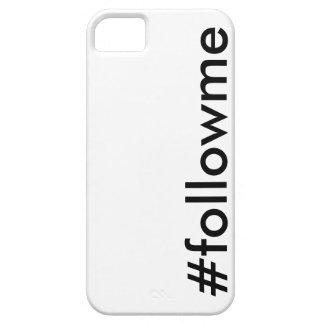 #followme iPhone SE/5/5s case