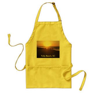 Folly Beach apron