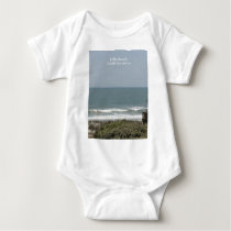 Folly Beach Baby Bodysuit