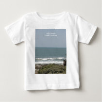 Folly Beach Baby T-Shirt