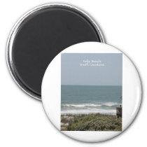 Folly Beach Magnet
