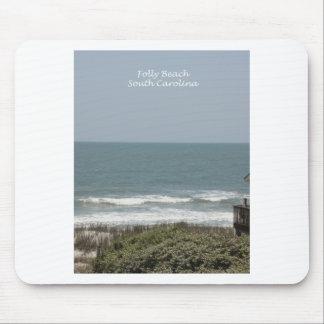 Folly Beach Mouse Pad