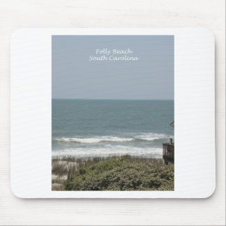 Folly Beach Mouse Pads