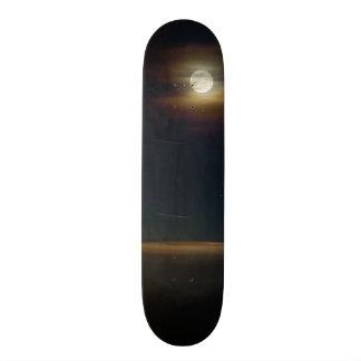 Folly Beach Night Skateboard