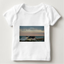 Folly Beach Pastel Baby T-Shirt