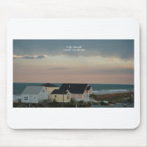 Folly Beach Pastel Mouse Pad