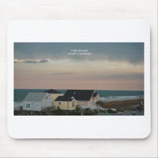 Folly Beach Pastel Mousepad