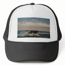 Folly Beach Pastel Trucker Hat