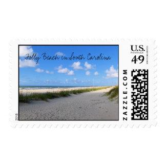 Folly Beach Postage