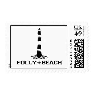 Folly Beach. Postage