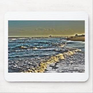Folly Beach, SC Mouse Pad
