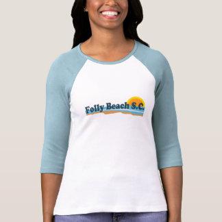 Folly Beach. Tshirt