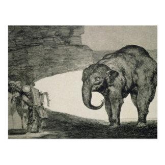 Folly of Beasts Postcard