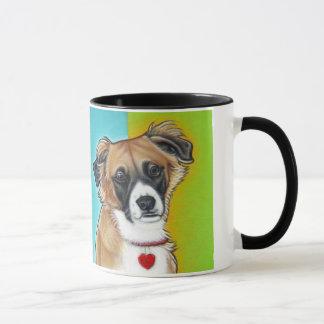 Folly Pop Art Pup Mug