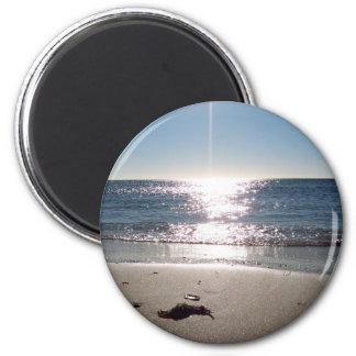 folly sunrise2 refrigerator magnets