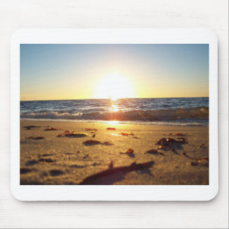 folly sunrise mouse mat